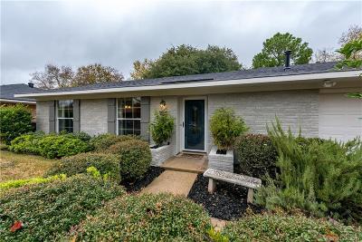 Shreveport Single Family Home For Sale: 8604 Jackson Square Place