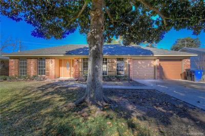 Shreveport Single Family Home For Sale: 322 Americana Drive