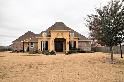 Benton Single Family Home For Sale: 410 Kingston Plantation Boulevard