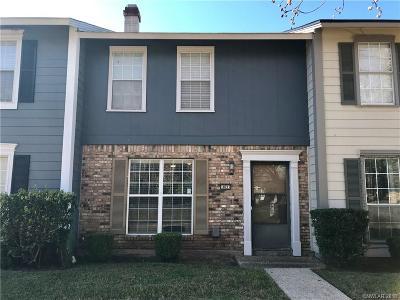 Shreveport Condo/Townhouse For Sale: 10217 Los Altos Drive