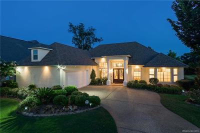 Shreveport Single Family Home For Sale: 233 Chemin Du Lac Drive