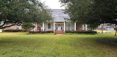 Bossier City Single Family Home For Sale: 5050 Swan Lake Road