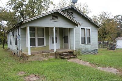 Minden Single Family Home For Sale: 208 Sterling Street