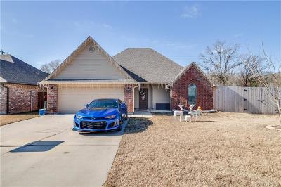 Benton Single Family Home For Sale: 175 Lola