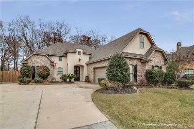 Bossier City Single Family Home For Sale: 756 Dumaine Drive
