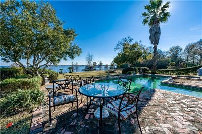 Shreveport Single Family Home For Sale: 6991 N Lakeshore Drive
