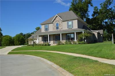 Benton Single Family Home For Sale: 110 Pear Tree Lane