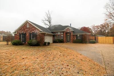 Shreveport Single Family Home For Sale: 5500 Trevor Drive