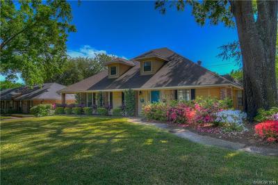 Shreveport Single Family Home For Sale: 9324 Castlebrook Drive