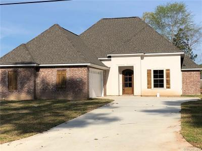 Shreveport Single Family Home For Sale: 9014 New Castle Drive #9