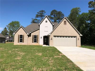 Shreveport Single Family Home For Sale: 9010 New Castle Drive #9