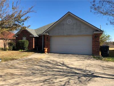 Bossier City Single Family Home For Sale: 2182 Stockwell Road