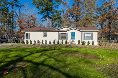 Benton Single Family Home For Sale: 2022 Luke Lane