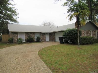 Shreveport Single Family Home For Sale: 6008 Fox Chase Trail