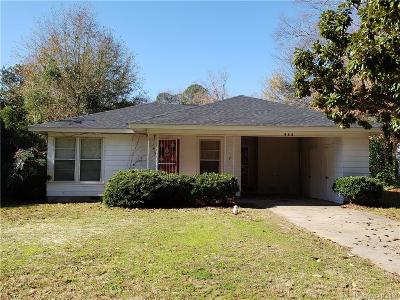 Minden Single Family Home For Sale: 903 Victory Drive