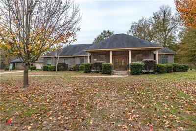Keithville Single Family Home For Sale: 5713 Bretwood Drive