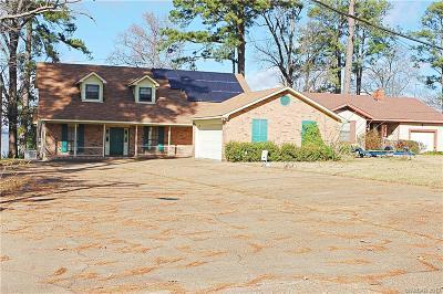 Shreveport Single Family Home For Sale: 6938 S Lakeshore Drive