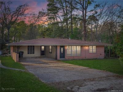 Shreveport LA Single Family Home For Sale: $173,070