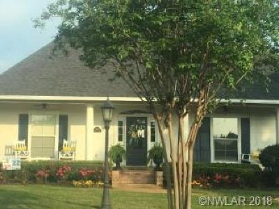 Acadiana Place Single Family Home For Sale: 9310 Stonebriar