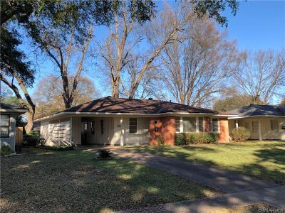 Shreveport LA Single Family Home For Sale: $119,500