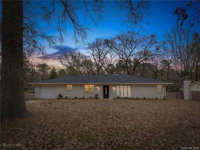 Shreveport LA Single Family Home For Sale: $156,870