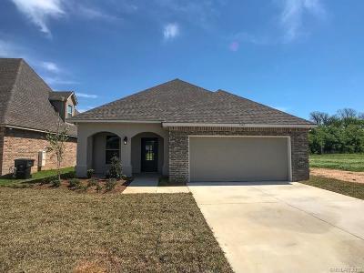 Shreveport LA Single Family Home For Sale: $184,820