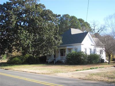 Homer LA Single Family Home For Sale: $69,950