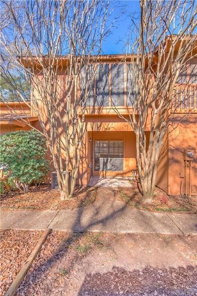 Shreveport LA Condo/Townhouse For Sale: $119,900