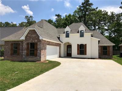 Shreveport Single Family Home For Sale: 209 Kandila Trail
