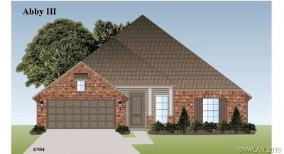 Bossier City Single Family Home For Sale: 850 Abita Chase