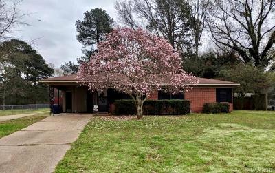 Shreveport LA Single Family Home For Sale: $154,900