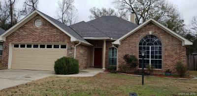 Haughton LA Single Family Home For Sale: $208,900