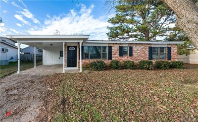 Bossier City Single Family Home For Sale: 1105 Violet