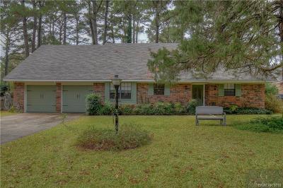 Ellerbe Road Estates Single Family Home For Sale: 307 Sage Hill Drive