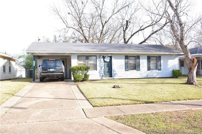 Bossier City Single Family Home For Sale: 1510 Viosca Street