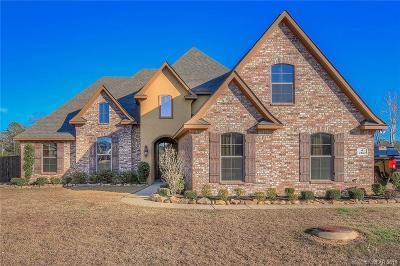 Haughton Single Family Home For Sale: 2862 Sunrise Pointe