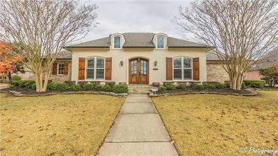 Bossier City Single Family Home For Sale: 2480 Churchill Drive