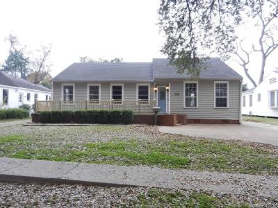 Shreveport LA Single Family Home For Sale: $159,900