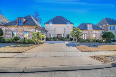 Bossier City Single Family Home For Sale: 204 Macey Lane