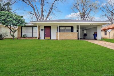 Shreveport Single Family Home For Sale: 2639 W Cavett Drive