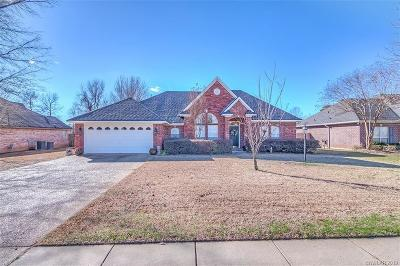 Greenwood Single Family Home For Sale: 8150 Myrtlewood Drive