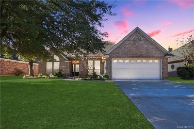 Bossier City Single Family Home For Sale: 1705 Wales Lane