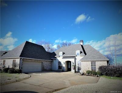 Bossier City Single Family Home For Sale: 1053 Spanish Moss Circle