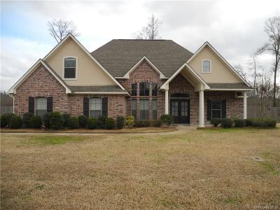 Haughton Single Family Home For Sale: 2808 Sunrise Pointe