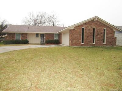 Bossier City Single Family Home For Sale: 2506 Conrad Street
