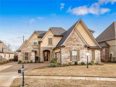 Bossier City Single Family Home For Sale: 670 Dumaine Drive