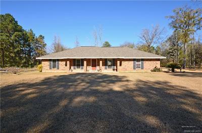 Shreveport Single Family Home For Sale: 8640 Buncombe Road