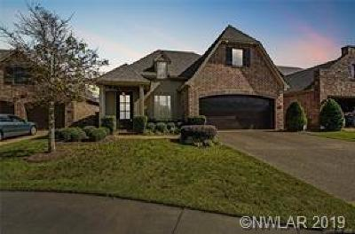 Bossier City Single Family Home For Sale: 306 Cranbrook Court