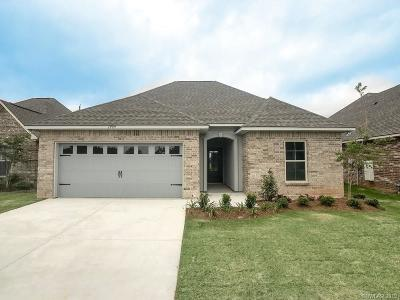 Bossier City Single Family Home For Sale: 1989 Valdemar Place