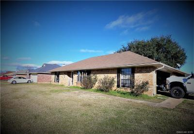 Bossier City Single Family Home For Sale: 4931 General Ashley Drive